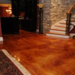 stained concrete tampa