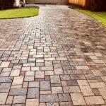 decorative concrete pavers driveway tampa
