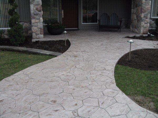 concrete stamping tampa