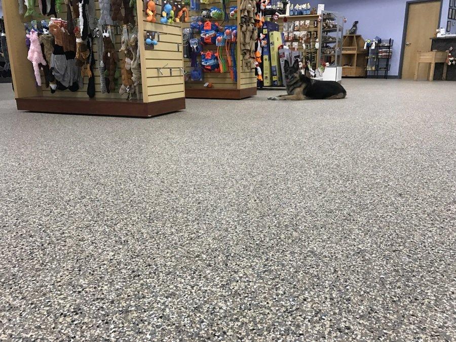 epoxy flooring contractors tampa