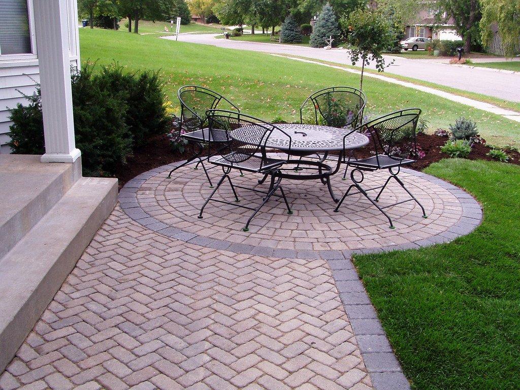 patio paver