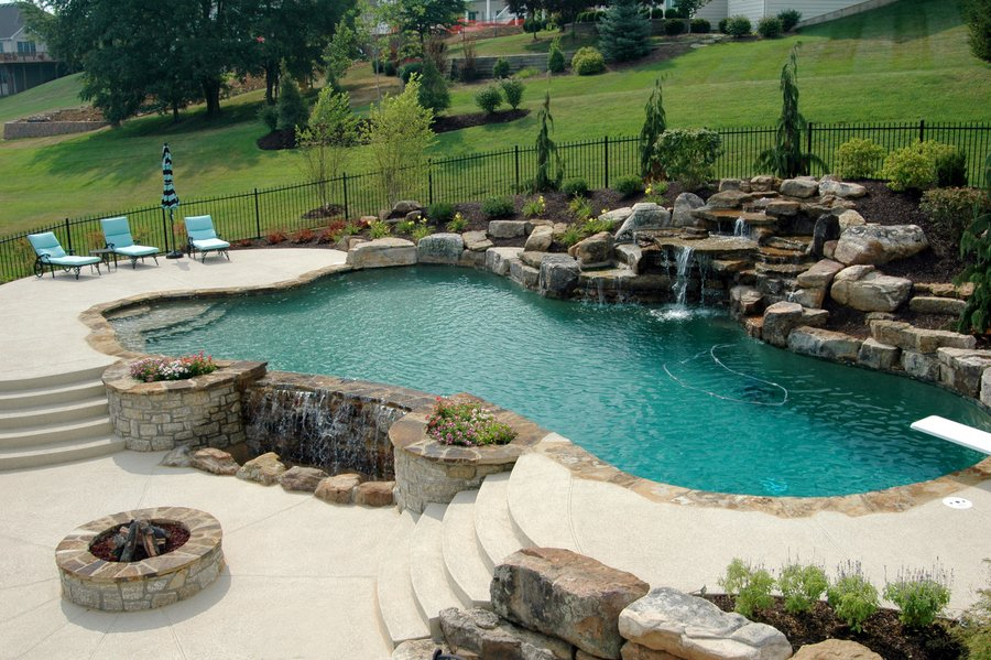 decorative concrete tampa, concrete resurfacing tampa fl, pool deck
