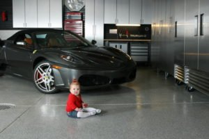 Garage Flooring Solutions Tampa, FL | Epoxy & Polyurea