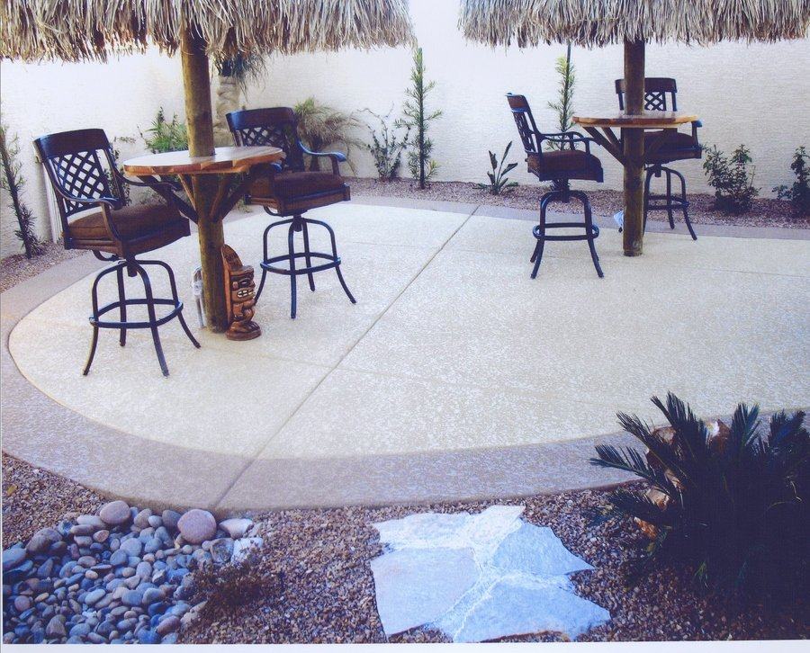 concrete patio tampa