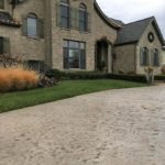 stamped concrete driveway tampa