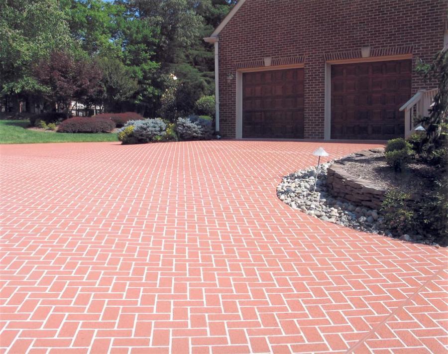 concrete driveway tampa