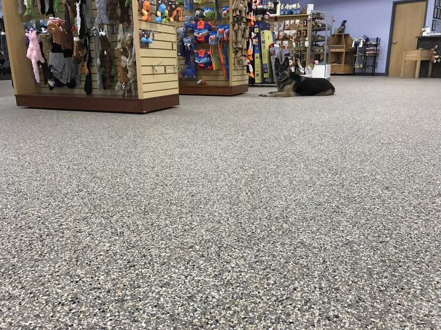 epoxy flooring contractors tampa