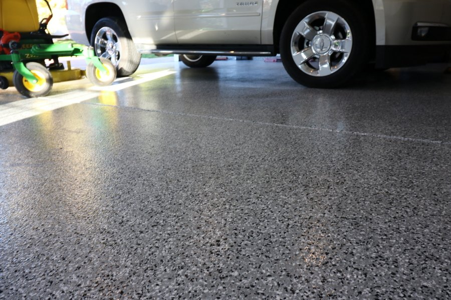 epoxy garage floors tampa