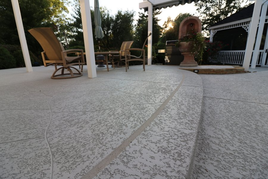 spray concrete tampa