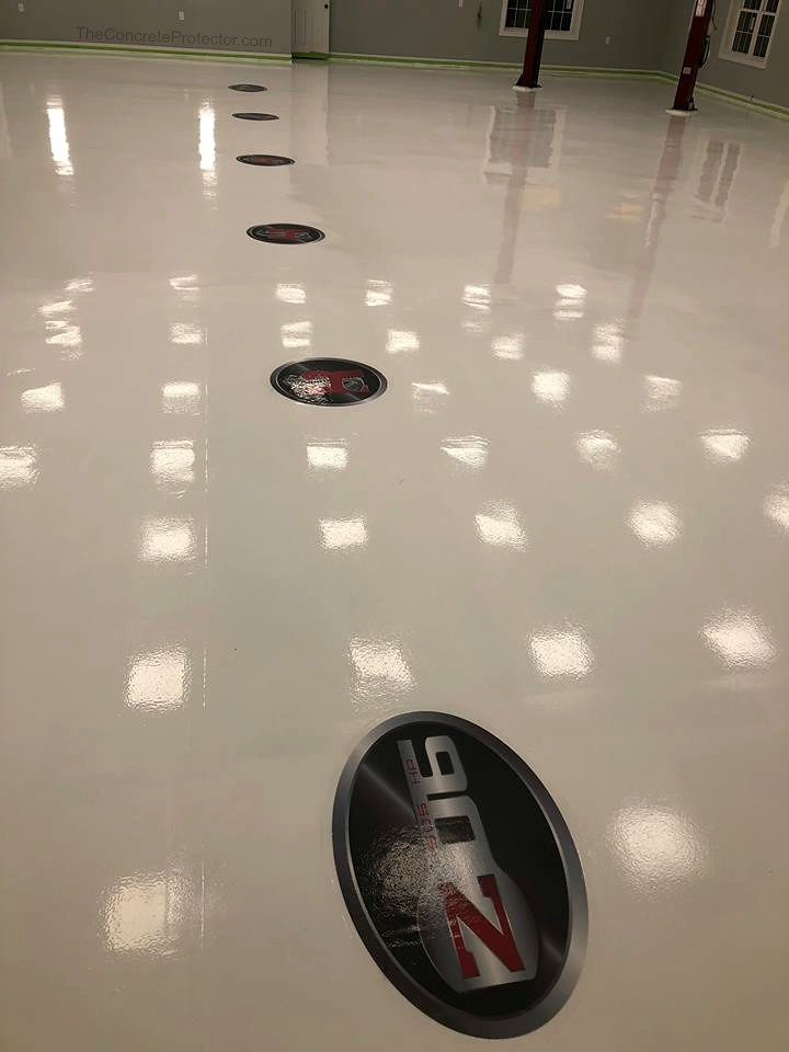 emblem design floor